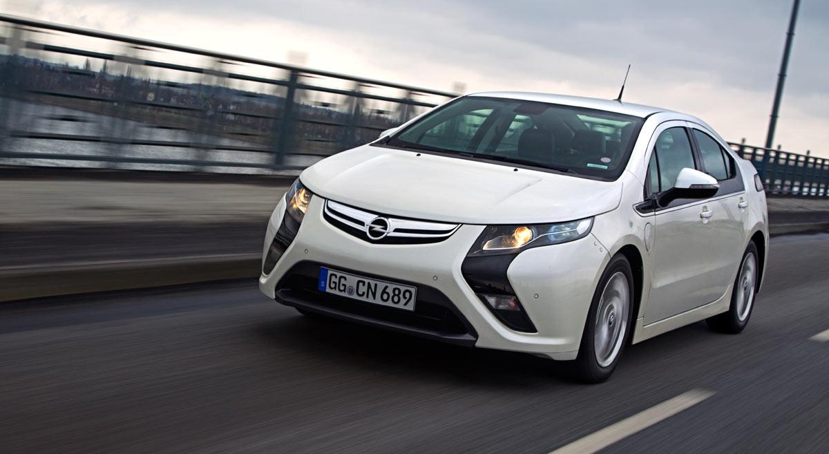 Elektro? Hybrid? Wie Opel Ampera und Chevrolet Volt funktionieren ...