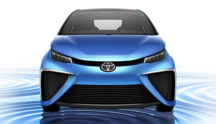 Toyota FV Concept Elektroauto 2