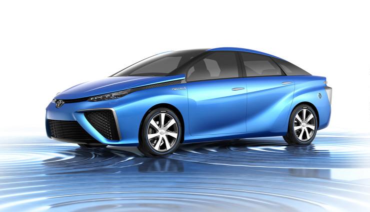 Toyota FV Concept Elektroauto