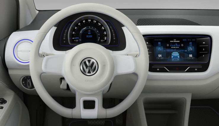 VW-twin-up-XL1-Hybrid-Innen