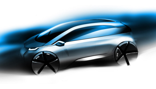 BMW-i5-Elektroauto