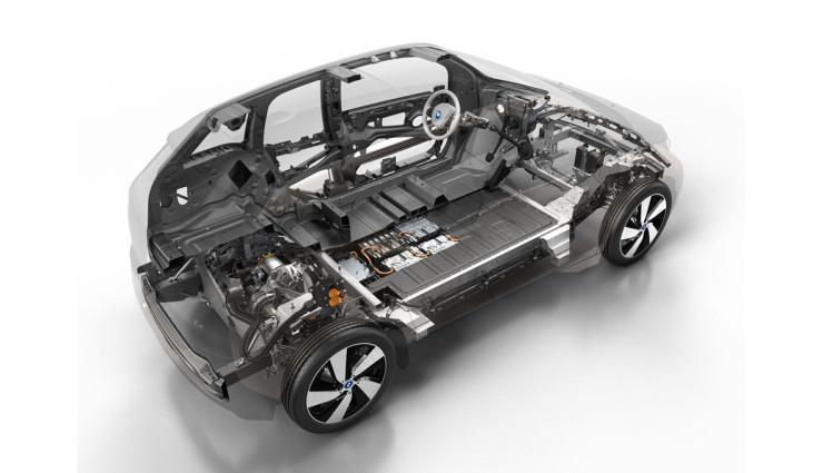 Elektroautos: Batterie-Kosten deutlich gesunken