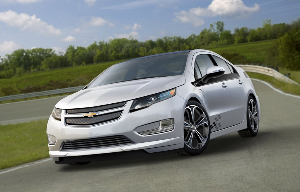 Elektroauto Chevrolet Volt