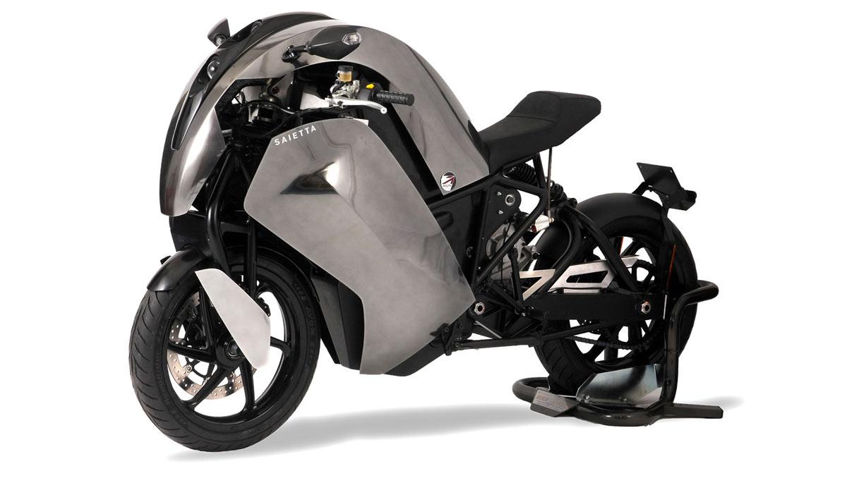 saietta r dieses abgefahrene elektromotorrad gibt es. Black Bedroom Furniture Sets. Home Design Ideas