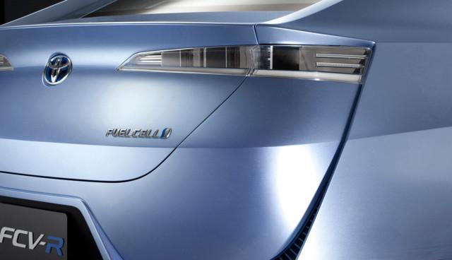 Toyota-Brennstoffzelle