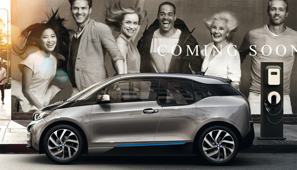 Elektroauto-BMW-i3