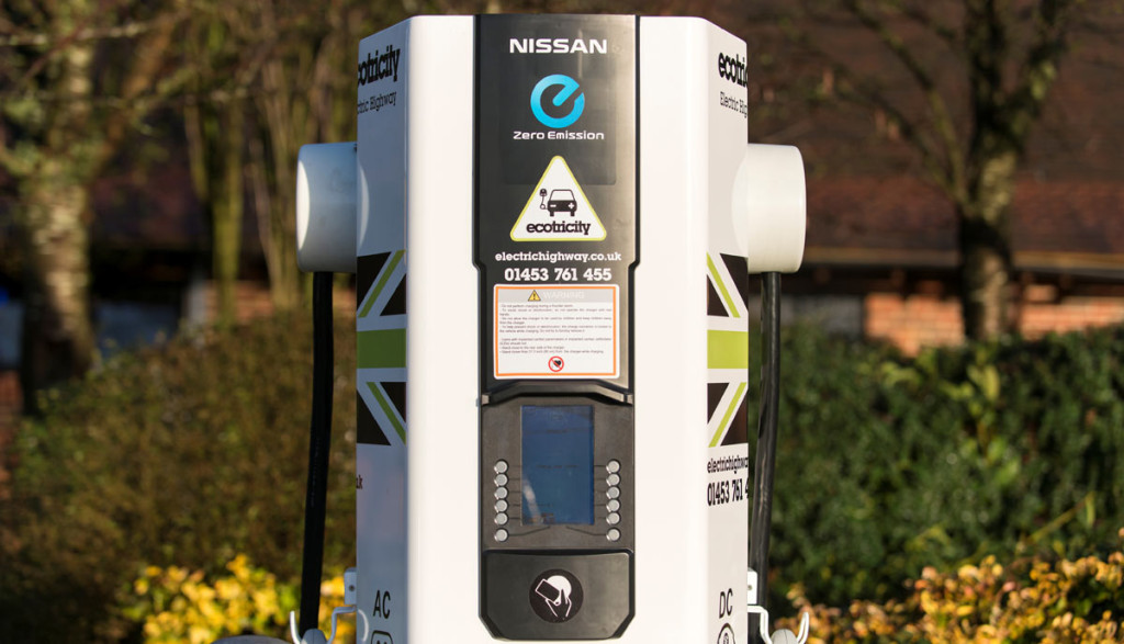 Elektroauto-Ladestationen-Deutschland-Nissan