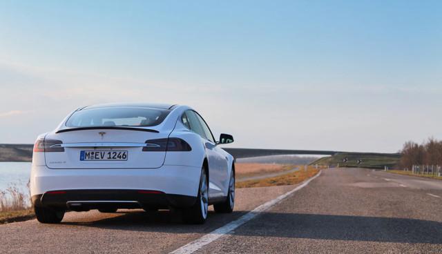 Elektroauto Tesla Model S Leasing Deutschland