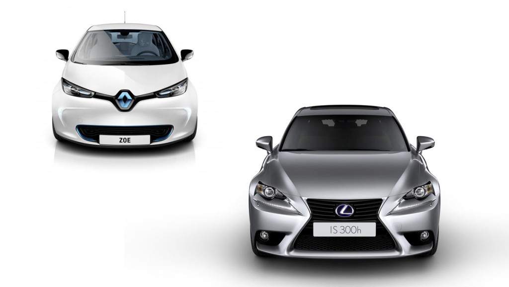 Elektroauto-Testsieger-Sicherheit