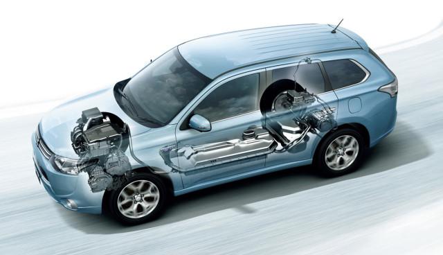 Hybrid-SUV-Mitsubishi-Outlander-PHEV