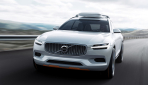 Volvo Concept XC Coupe Front