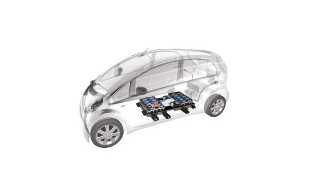Elektroauto-Batterie-Reichweite