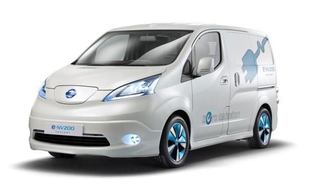Elektroauto-Transport-Nissan-NV200