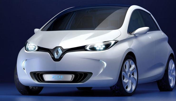 Elektroautos Auto-Salon Genf 2014