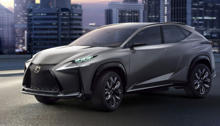 Hybridautos Auto-Salon Genf 2014 Lexus