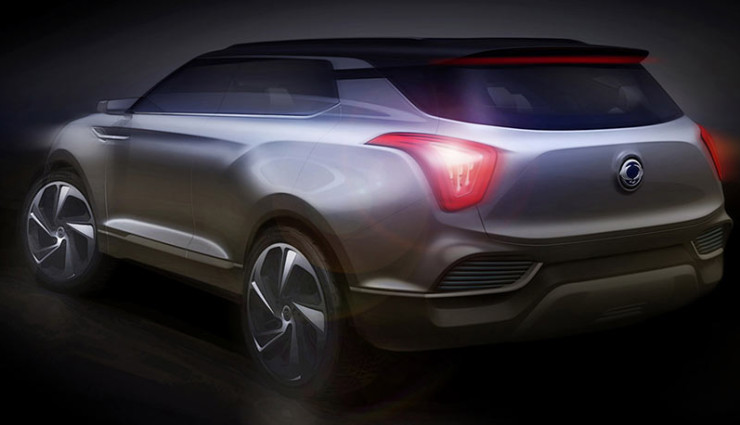 Hybridautos Auto-Salon Genf 2014 Ssangyong
