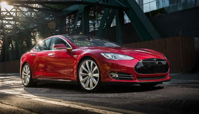 Tesla Elektroauto Rekordabsatz 2013