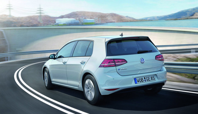 VW-e-Golf-Elektroauto