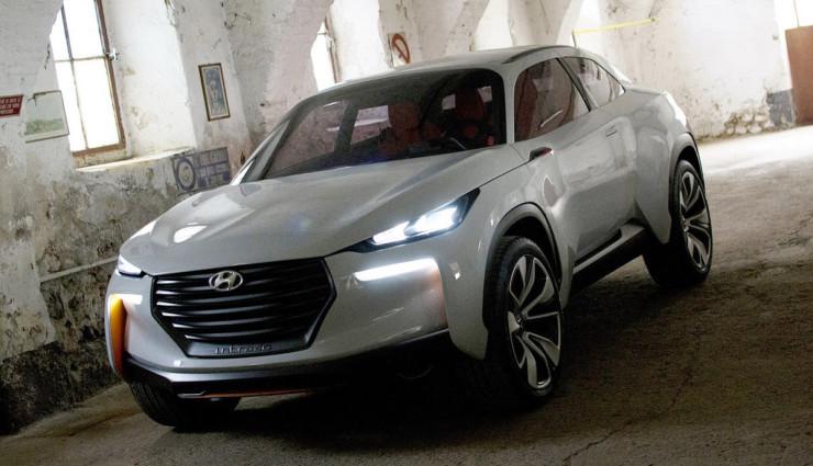Wasserstoff-Elektroauto-Hyundai-Intrado-Front