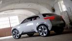Wasserstoff-Elektroauto-Hyundai-Intrado-Heck