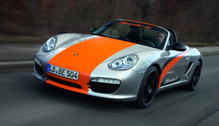 2011_Porsche_Boxster_Elektoauto
