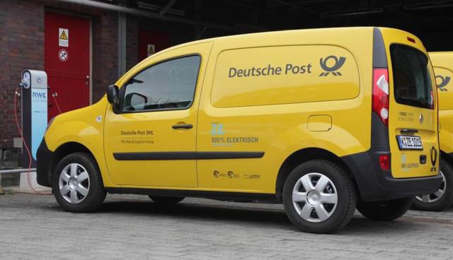 Elektroauto-Deutsche-Post-Renault-Kangoo-ZE