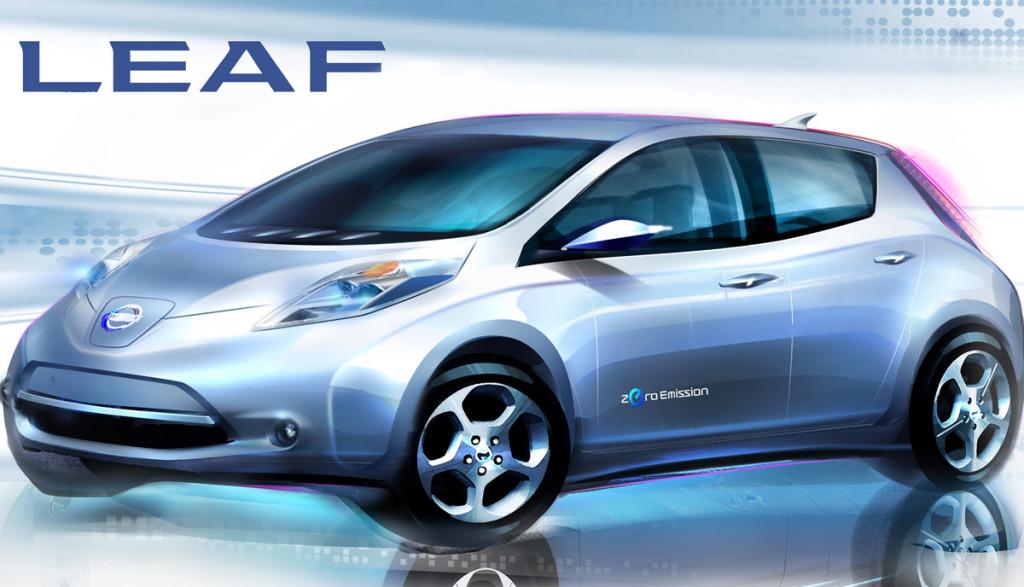 Elektroauto-Japan