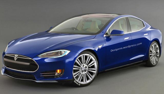 Elektroauto-Kompaktwagen-Tesla-Model-E-Bilder