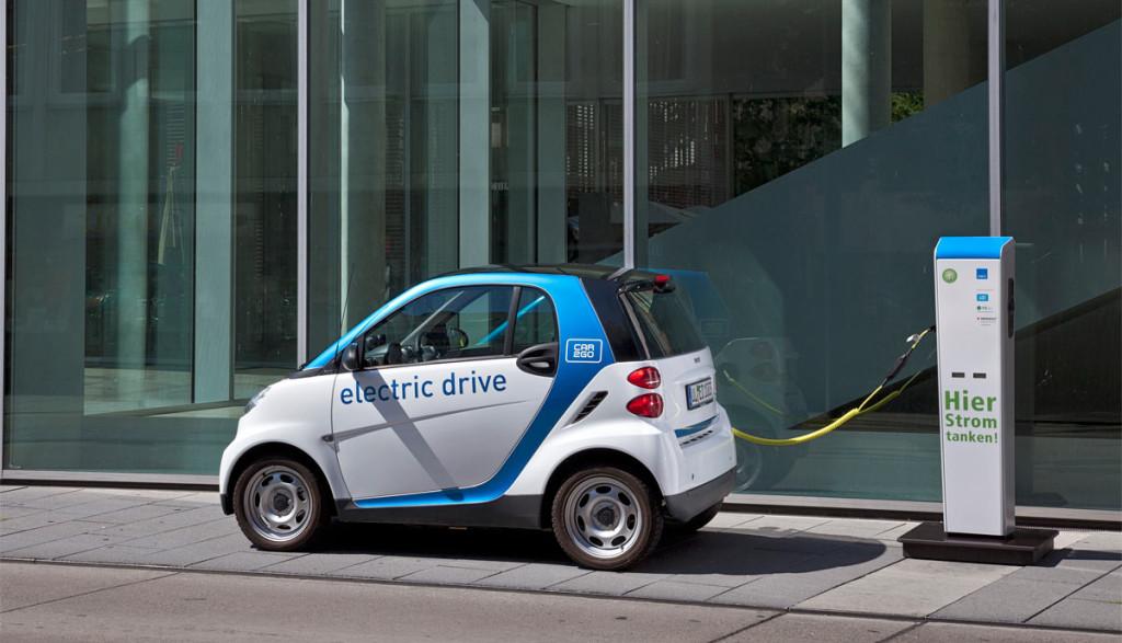 Elektroauto-Ladestationen