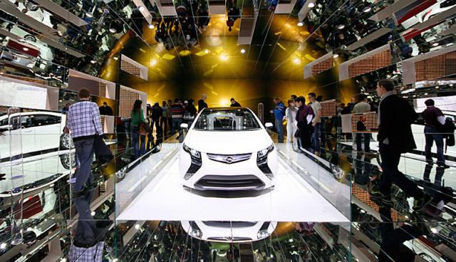 Elektroauto-Opel-Ampera