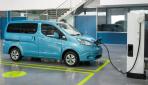 Nissan-Elektro-MiniVan-Evalia-e-NV200-Aufladen