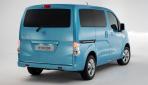 Nissan-Elektro-MiniVan-Evalia-e-NV200-heck