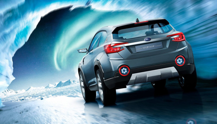 Subaru-Viziv-2-Hybridauto-Heck