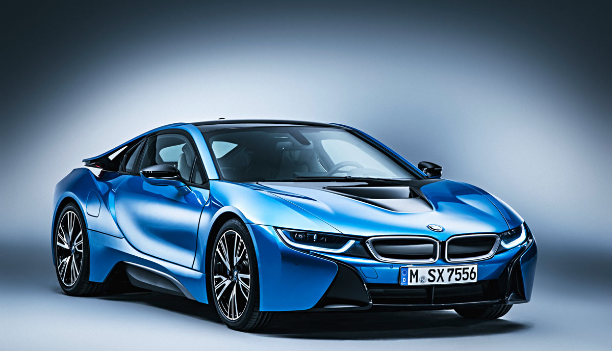 bmw i8 pure impulse neue bilder des plug in hybriden. Black Bedroom Furniture Sets. Home Design Ideas