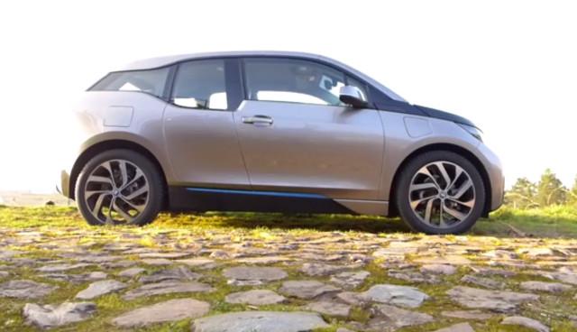 Elektroauto-BMW-i3-Test
