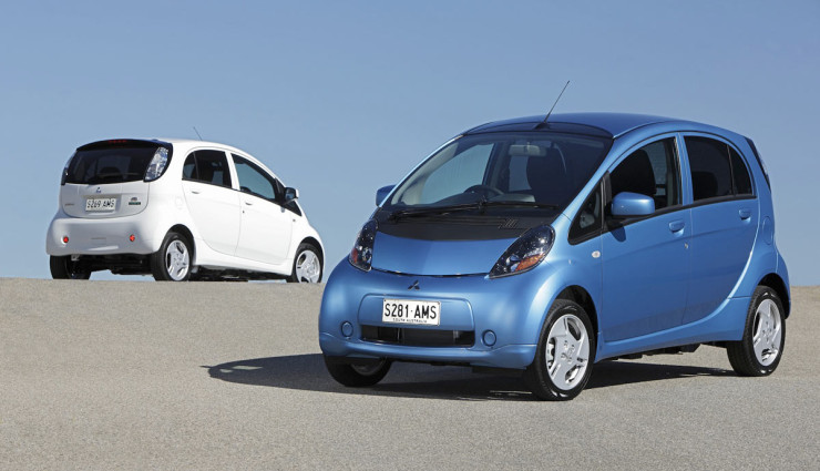 Elektroauto-Mitsubishi-iMiEV-Electric-Vehicle-Preissenkung-2014