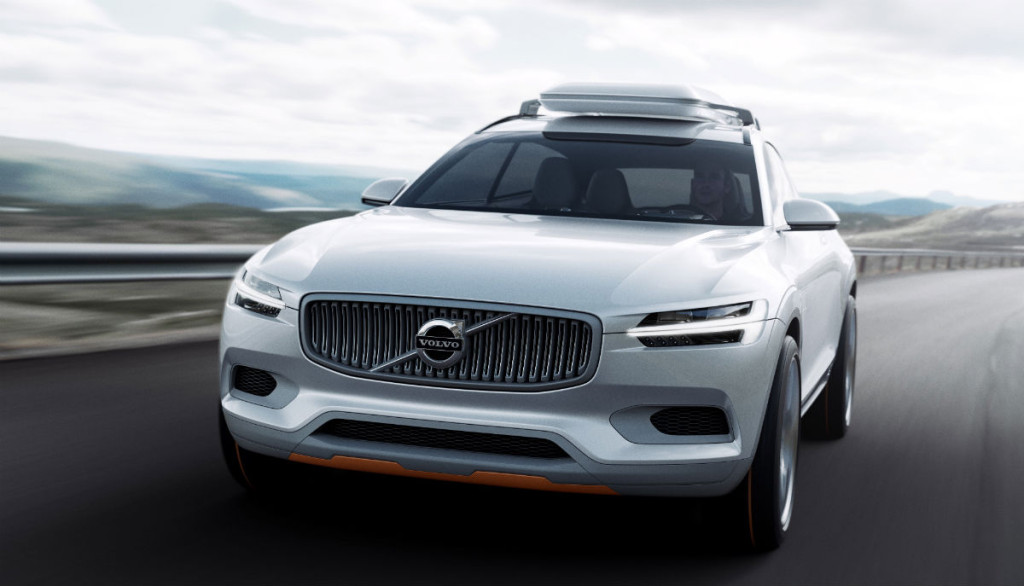 Elektroauto-SUV-Volvo-XC90-SUV