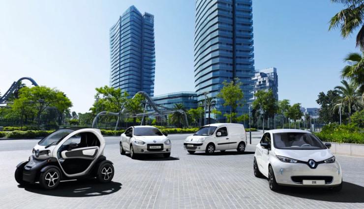 Elektroautos-Weltweit