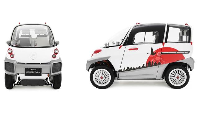 Fomm-Concept-One-ELektroauto