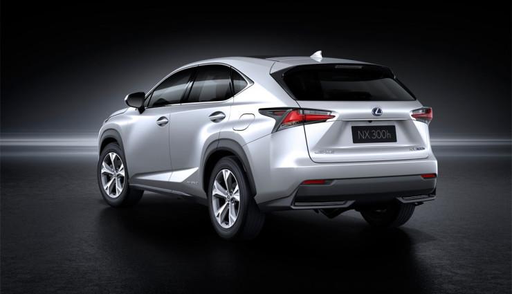 Lexus-NX-Hybridauto-SUV-Heck