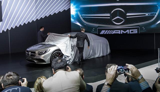 Mercedes-Benz Elektroauto