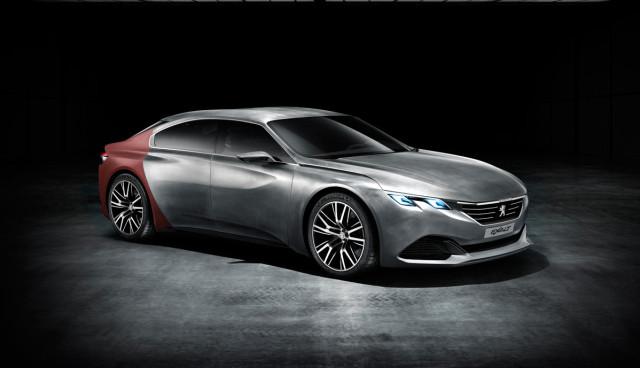 Peugeot-EXALT-Hybridauto-Concept-Seite