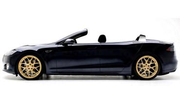 Tesla-Model-S-Elektroauto-Cabrio