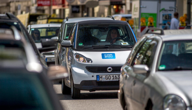 car2go-Carsharing-Ausland