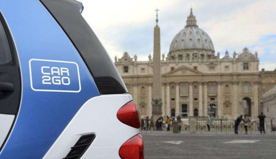 car2go-Carsharing-Elektroauto-Berlin