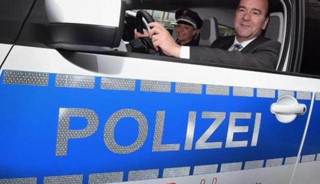Elektroauto-Polizei-Niedersachsen