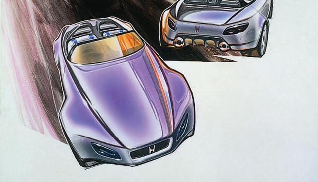 Honda-S2000-Hybrid
