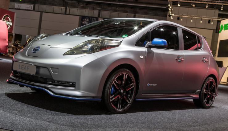 Nissan-LEAF-NISMO-Aero-Tuning-Kit-Deutschland