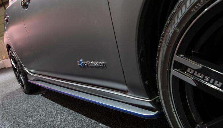 Nissan-LEAF-NISMO-Aero-Tuning-Kit-Reifen