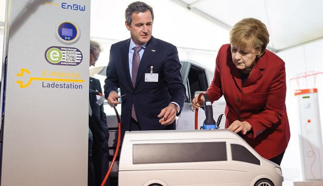 Schaufenster-Elektromobilitaet